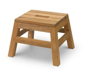 Podest Dania drewno tekowe