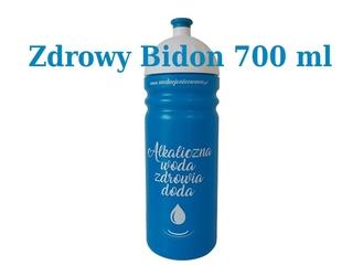 Zdrowy Bidon 700ml 0,7l BPA BPS FREE