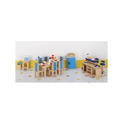 KUCHNIA drewniane mebelki do domku dla lalek