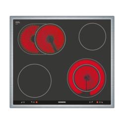 Płyta ceramiczna SIEMENS EA645GN17 - Klasa 1  czarny