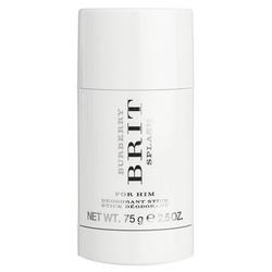 Burberry brit splash perfumy męskie - dezodorant w sztyfcie 75ml