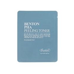 Benton toner peelingujący z kwasem pha peeling toner 1,2g tester