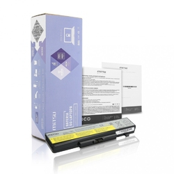 Mitsu bateria do lenovo ideapad y480 4400 mah 49 wh 10.8 - 11.1 volt