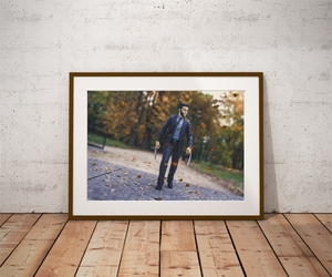 Logan - plakat wymiar do wyboru: 30x20 cm