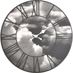 Nextime - zegar ścienny clouds