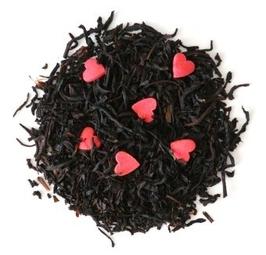 Herbata czarna o smaku czerwone serduszko 120g