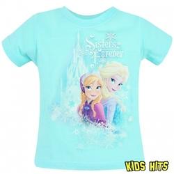 Koszulka frozen sisters forever 2-3 lata