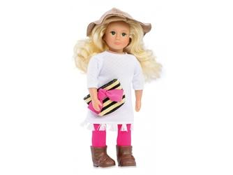 BREANNA lalka modnisia blondynka 15 cm