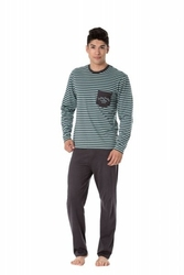 Rossli sam-py-103 ii piżama męska