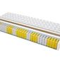 Materac kieszeniowy geneva max plus 125x235 cm twardy jednostronny