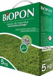 Biopon, nawóz granulowany do trawnika zachwaszczonego, 5kg