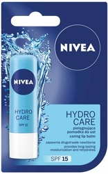 Nivea Hydro Care, pomadka ochronna