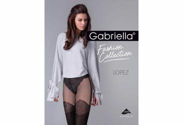 Lopez 410 GABRIELLA rajstopy