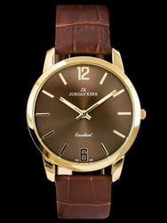 Damski zegarek JORDAN KERR - 16107 zj704d -antyalergiczny