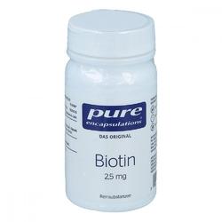 Pure encapsulations biotin 2,5 mg kapsułki