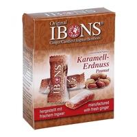 Ibons karamell-erdnuss bonbons cukierki imbirowe do żucia z orze