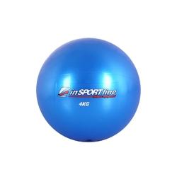Piłka do jogi 4 kg - insportline - 4 kg