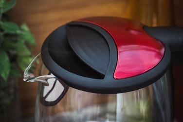 Berlinger haus czajnik elektryczny 1,7 l burgundy