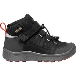 Buty dziecięce keen hikeport mid wp - czarny
