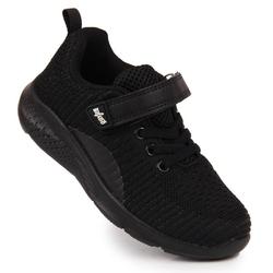 Buty sportowe dziecięce na rzep befado czarne