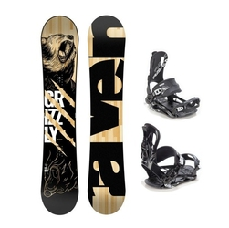 Zestaw raven grizzly 2020 + raven ft 500 black
