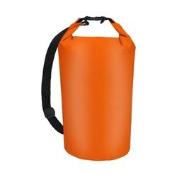 Worek torba wodoodporna wodoszczelna 10 l pomarańczowy