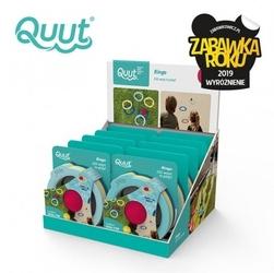 Quut gra ringo z 6 obręczami i piłeczką, opakowanie zbiorcze 10 sztuk