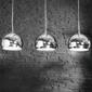 Interior space :: lampa wisząca three balls