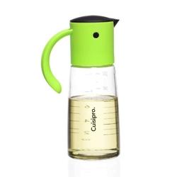 Cuisipro - dozownik do olejuoctu, zielony - zielony
