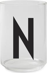 Szklanka aj litera n