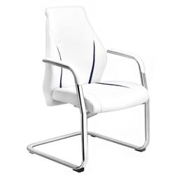 Fotel kosmetyczny rico 306 biały
