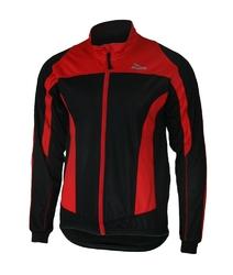 Bluza rogelli uzzano czarno-czerwona