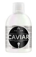 Kallos kjmn caviar rewitalizujący szampon do włosów z ekstraktem z kawioru 1000ml