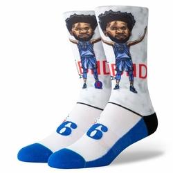 Skarpety Stance NBA Joel Embiid Big Head - M548A19EMB - Joel Embiid Big Head