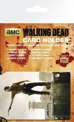 The walking dead rick - okładki na dokumenty i karty