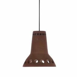 HK Living :: Lampa wisząca z terakoty numer 1