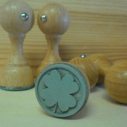 Stempel gumowy 25 mm - KONICZYNA - KONI