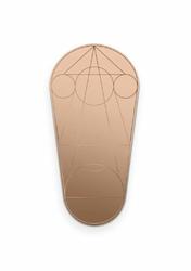 Petite Friture :: Lustro Mask Oval - owalny