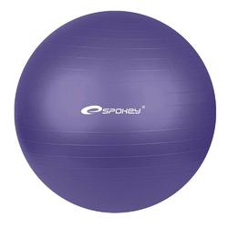 Pi�ka gimnastyczna Fitball K3 fioletowa - Spokey - fioletowy