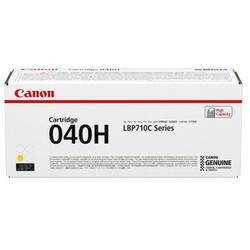 Toner Oryginalny Canon 040HY 0455C001 Żółty - DARMOWA DOSTAWA w 24h