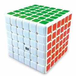 MoYu AoShi 6x6x6 white