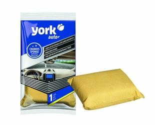 York, gąbka do szyb samochodowych, 1 sztuka