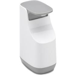 Dozownik do mydła w płynie Slim Joseph Joseph szaro-biały 70512