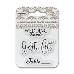 Stemple ozdobne - Wedding cards - 04