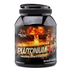 PEAK Plutonium 2.0 - 1000g + 50cap - Orange