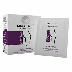 Multi Gyn kompresy dla dobrego samopoczucia w okolicach odbytu