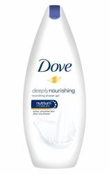 Dove Deeply Nourishing, Odżywczy żel pod prysznic, 250ml