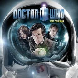 Doctor Who - kalendarz 2012 r.