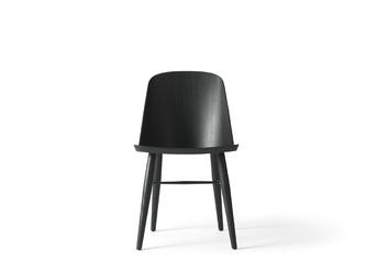 MENU :: Krzesło Synnes czarne