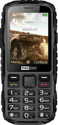 Maxcom Telefon MM 920 CZARNY STRONG IP67